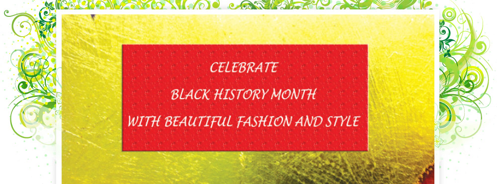 Celebrate Black History Month with fashion and style